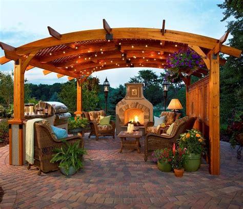 coperture per tavoli da giardino coperture da giardino tetti e solai scegliere tra le