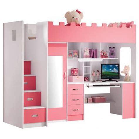 Lit Combiné Fille Ikea by Lits Combin 233 S Lits Sur 233 Lev 233 S Univers Enfant Sur