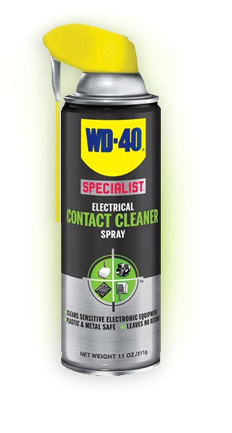electrical cleaner electronic contact cleaner wd 40 specialist