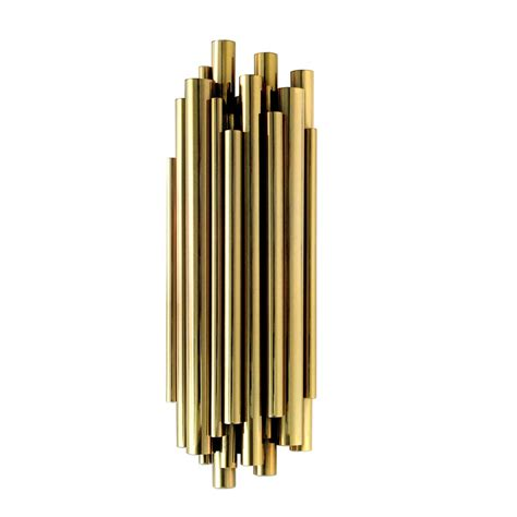 gold wall lights chamber gold plated brass wall l