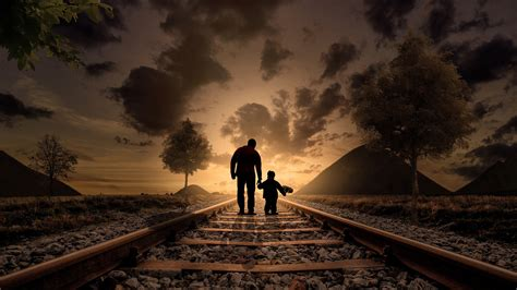 father son hd wallpapers hd wallpapers id