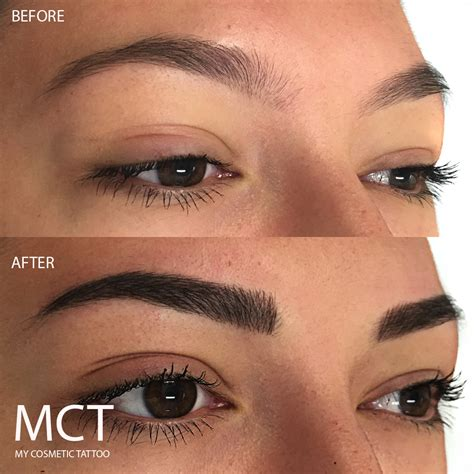 3d eyebrow tattoo nyc portfolio my cosmetic
