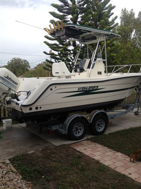 hydra sport boats quality hydra sport 25th special addition the hull truth