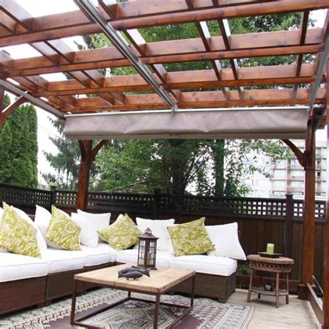 pergola canopy in southern living idea house shadefx 46 best images about pergola kits on pinterest