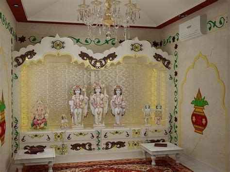 Tiles Design For Pooja Room   Tile Design Ideas