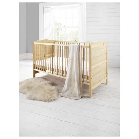 Cot Mattress Tesco by Buy Saplings Kirsty Cot Bed From Our Cot Beds Range Tesco