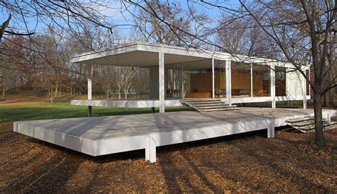 farnsworth house plano il modernisme ludwig mies van der rohe farnsworth house 1946 1951 plano illinois
