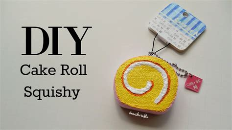 cafe de n squishy tag diy quot cafe de n quot inspired cake roll squishy mishcrafts