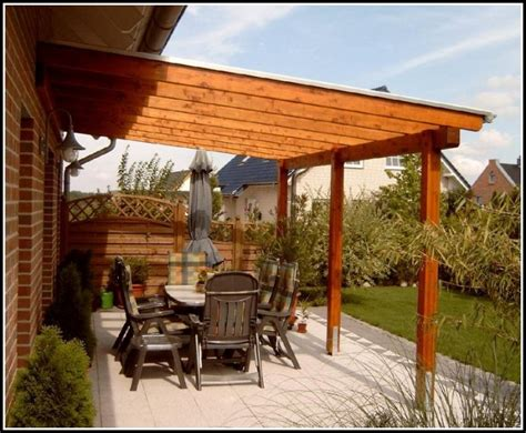 galerie selber bauen terrassen 252 berdachung aus holz selber bauen terrasse