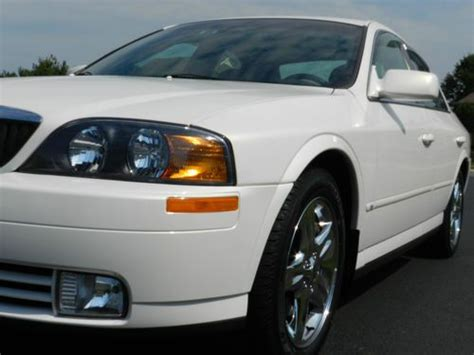 find used 2001 lincoln ls sport sedan rare v6 5 speed manual in prescott valley arizona united buy used 2001 lincoln ls v8 39k original miles a rare find gorgeous original beauty in