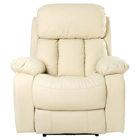 Heated Armchair by Chester Electric Heated Leather Recliner Chair