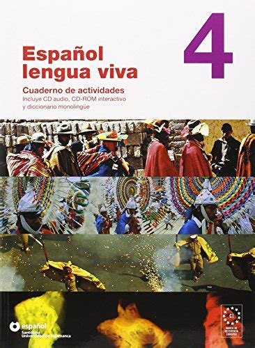 libro espanol lengua viva gramatica libro espa 241 ol lengua viva con cd audio per le scuole superiori 4 di universidad de salamanca