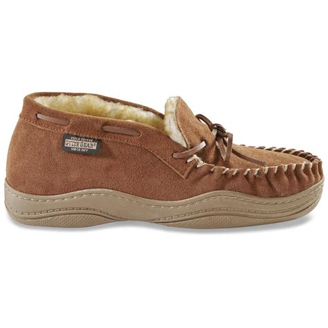 chukka slippers guide gear s chukka moccasin slippers 106988