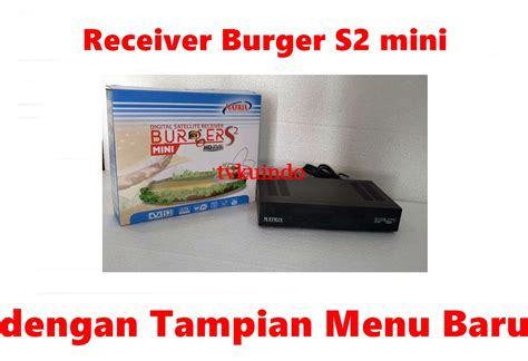 Harga Matrix Burger S2 Mini tilan menu baru matrix burger s2 mini tvkuindo 085 70
