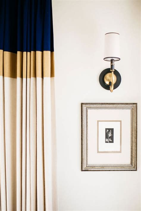 navy and gold curtains best 25 blue and white curtains ideas on pinterest navy