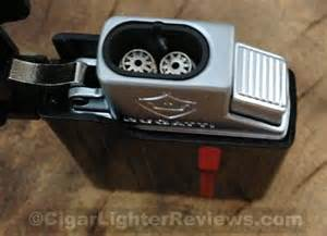Bugatti Lighter Review Bugatti Bl4 Torch Lighter Review Cigar Lighter