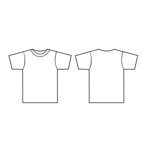 Kaos Class Generik mock t shirt template 81014895 blank v neck shirt mock up