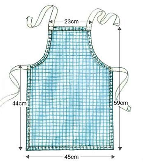 pattern for youth apron aprons child apron pattern and apron patterns on pinterest