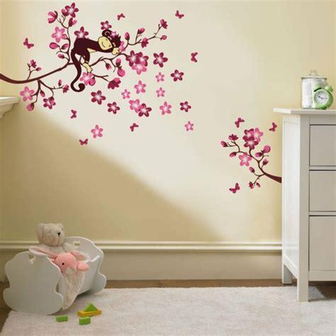 Wandsticker Babyzimmer by Wandsticker Kinderzimmer Farbe Und Freude An Der