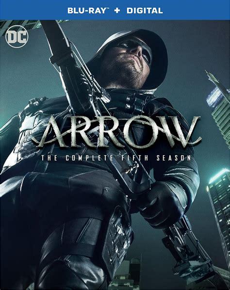 bioskopkeren arrow season 5 arrow the complete fifth season blu ray review arrow