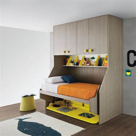 fold away study desk battistella nidi bridge bed and desk fold away room 07