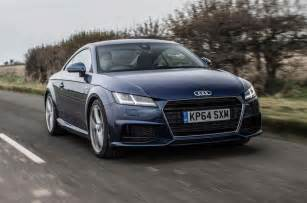 Where Is Audi Audi Tt Review Autocar