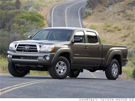 Toyota Mid Size Truck 16 Best Resale Value Cars Mid Size Toyota