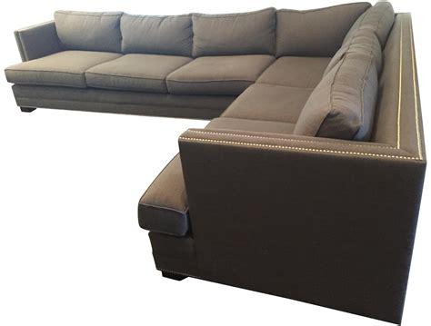 keaton sofa mitchell gold mitchell gold bob williams keaton sectional chairish