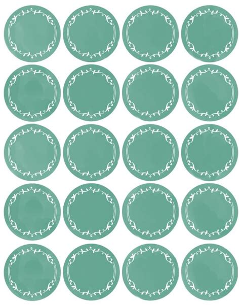 Label Templates Sticker Template