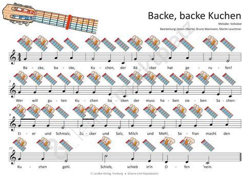 backe backe kuchen noten die besten 17 ideen zu musik kuchen auf musik