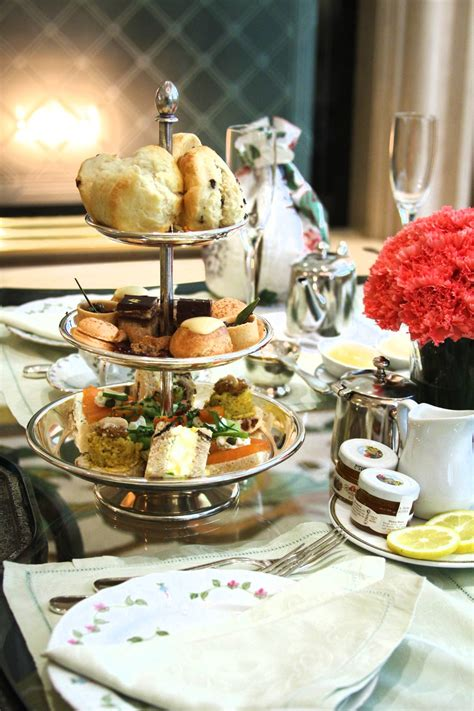 The Living Room Afternoon Tea by Tea And Crumpets The Top 5 Afternoon Teas In Los Angeles