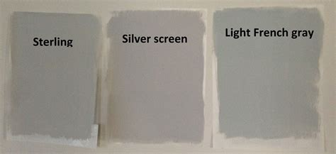 sterling color behr light gray paints sterling silver screen and light
