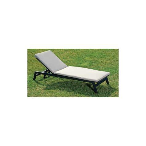cuscino lettino lettino prendisole alluminio anodizzato con cuscino