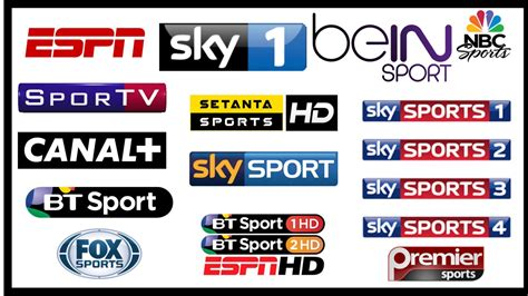 tv live 10 most popular live sports tv channels around the world