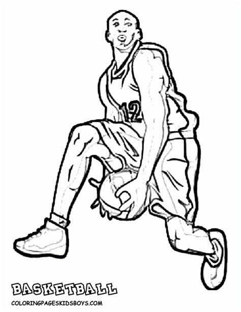 basketball practice coloring page 1 download free get this basketball coloring pages free printable 107439