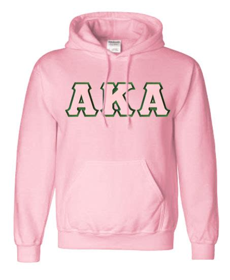 Jk0001 Jaket Ndx Aka Sweater Hodie alpha kappa alpha hooded sweatshirt greekgear