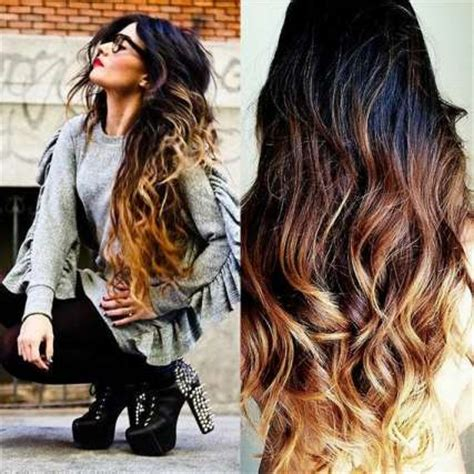 fashion hair colours 2015 ombre hair color and styles for women 2015