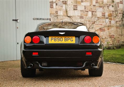 aston martin owned by 1997 aston martin vantage owned by elton is being