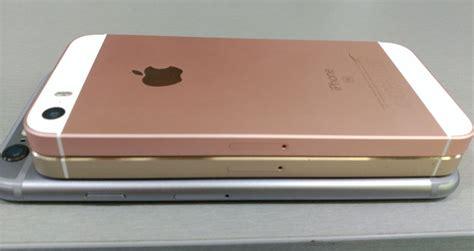 iphone se vs iphone 5s vs iphone 6s 191 realmente hay diferencias