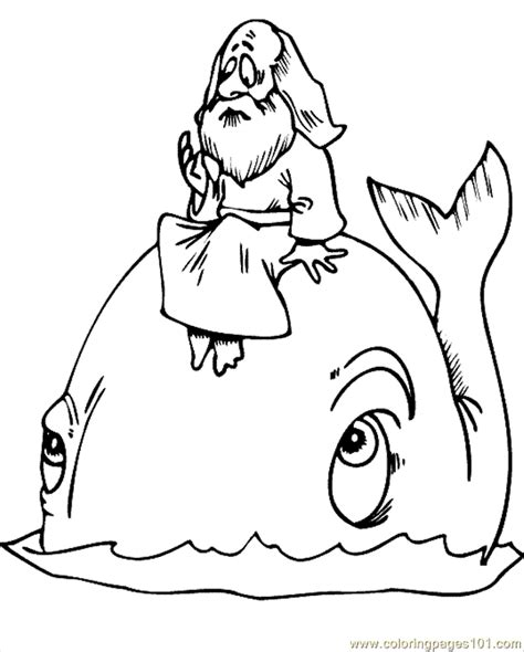 printable coloring pages of jonah and the whale jonah and the whale coloring page coloring home