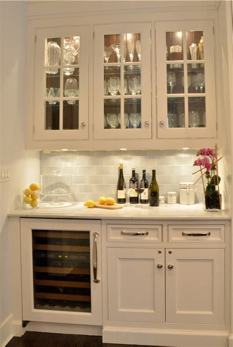 kitchen cabinet bar traditional kitchen with storage ideas home bunch
