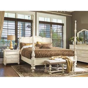 Paula Deen Bedroom Furniture Paula Deen Home Savannah Four Poster Bed Amp Reviews Wayfair