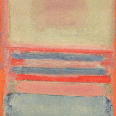 ipad wallpaper classic art freeios7 an31 rothko pink orange art classic paint