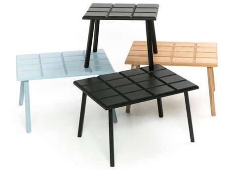 Inspired Furniture by Chocolate Inspired Furniture 70 Table