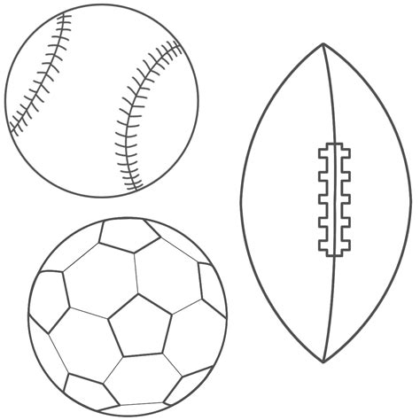 free printable football templates free coloring pages of soccer on
