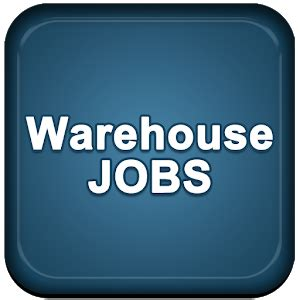 warehouse jobs android apps on google play