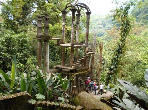 jardin surrealista castillo surrealista de edward james en xilitla foto di