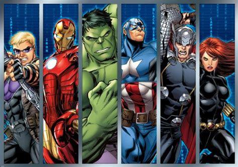 Iron Man Wall Mural marvel avengers assemble strips wallpaper mural that s geek