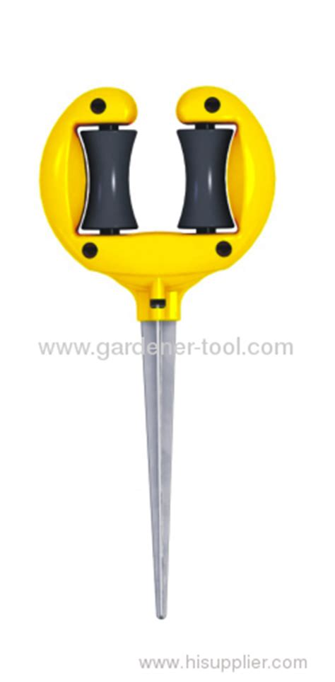 Garden Hose Guides Plastic Garden Hose Guide With Roller From China