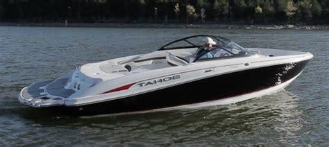 tahoe boats black cherry tahoe 700 2018 tahoe powered by boattest 444